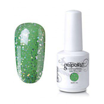 Elite99 Sequins Soak-off UV LED Gel Polish Lacquer Nail Art - #03