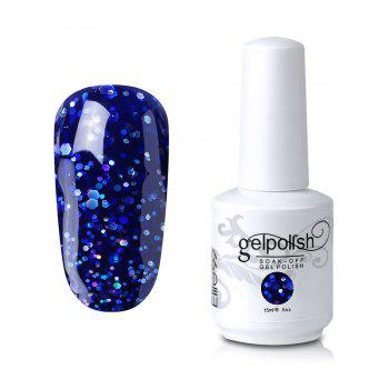 Elite99 Sequins Soak-off UV LED Gel Polish Lacquer Nail Art
