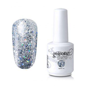 Elite99 Gel Polish Soak Off UV LED Full Sequins Nail Art Lacquer