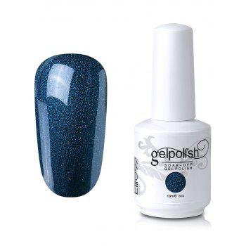 Elite99 Soak-off UV LED Glitter Powder Gel Nail Polish - #09