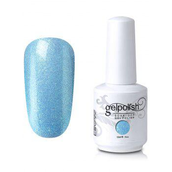 Elite99 Soak-off UV LED Glitter Powder Gel Nail Polish - #18