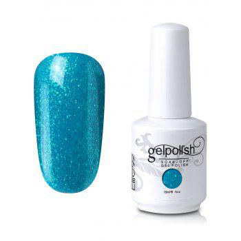 Elite99 Soak-off UV LED Glitter Powder Gel Nail Polish - #21