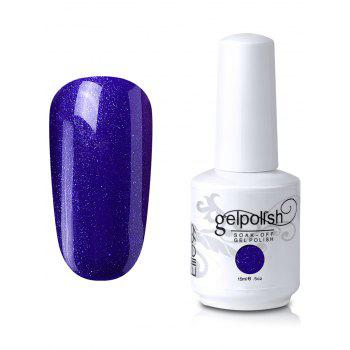 Elite99 Soak-off UV LED Glitter Powder Gel Nail Polish - #22
