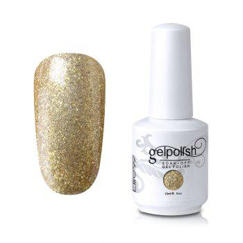 15ml Soak-off UV LED Glitter Gel Polish Lacquer Elite99 Nail Art - #10