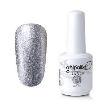 Elite99 Soak-off UV LED Shiny Glitter Powder Gel Nail Polish - #08