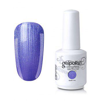 Elite99 Soak-off UV LED Glitter Powder Gel Nail Polish - #04