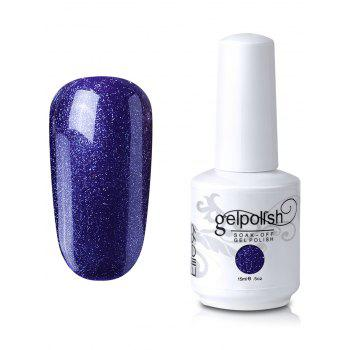 Elite99 Soak-off UV LED Glitter Powder Gel Nail Polish - #03