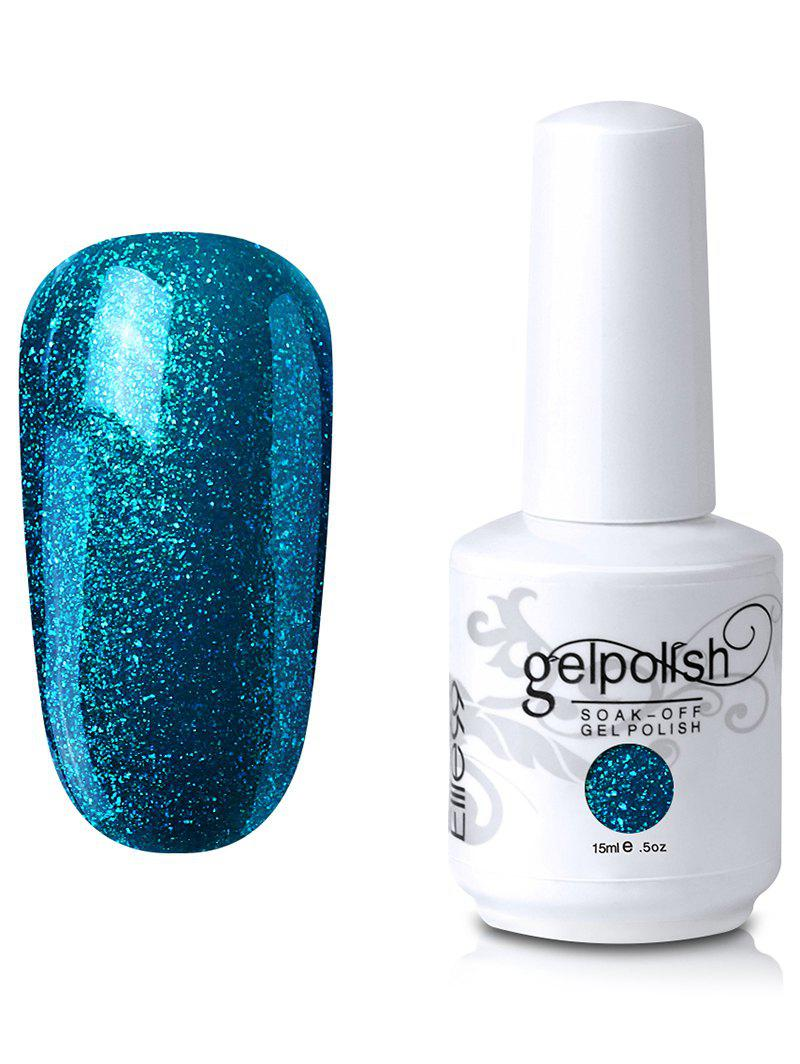 Elite99 Soak-off UV LED Glitter Powder Gel Vernis à ongles -