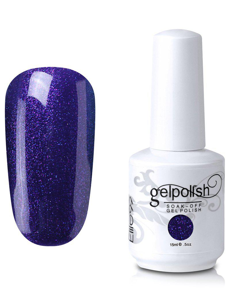 Elite99 Soak-off UV LED Glitter Powder Gel Nail Polish -