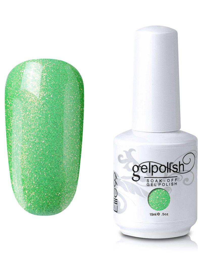15ml Soak-off UV LED Glitter Gel Polish Laque Elite99 Nail Art -