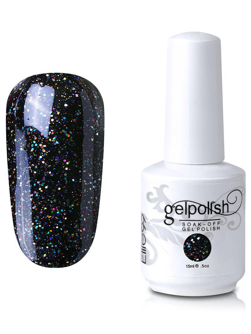 Elite 99 Vernis à Ongle Gel UV LED à Faire Tremper Motif Minuscules Paillettes -