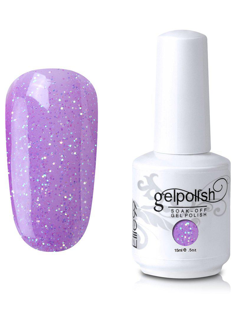 Soak Off UV LED Tiny Sequins Gel Polish Lacquer Elite99 Nail Art -