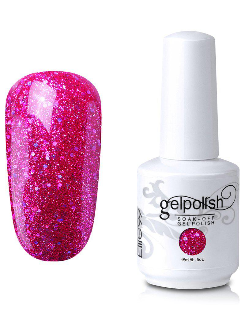 Elite99 Gel Polish Soak Off UV LED Full Sequins Nail Art Lacquer -