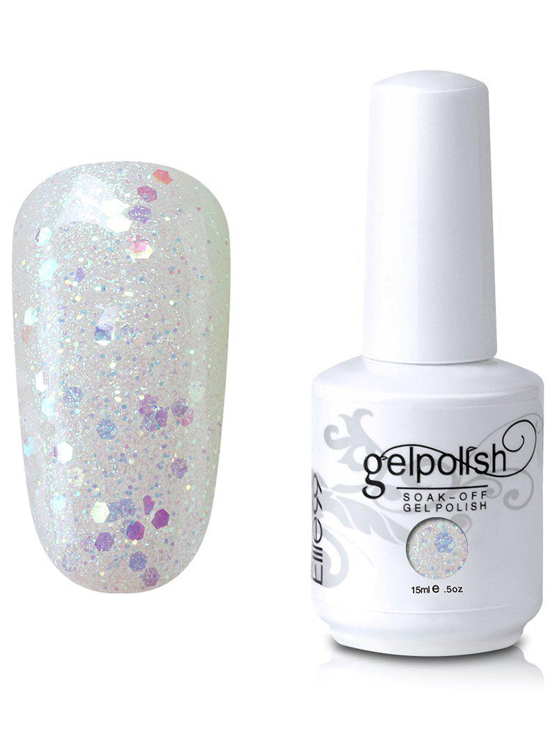 Elite99 Sequins Soak-off UV LED Gel Polish Lacquer Nail Art -