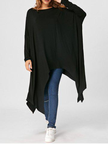 1c47d83df0bd9e 2019 Black Batwing Top Online Store. Best Black Batwing Top For Sale ...