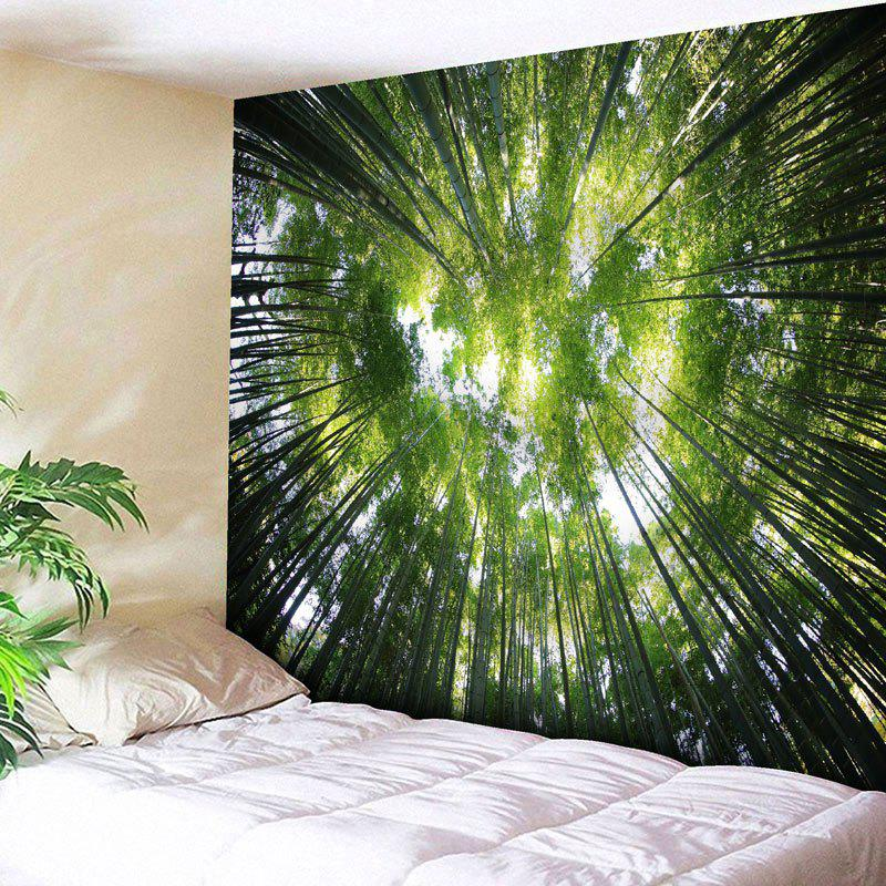 Forest Print Tree Wall Hanging Tapestry wall hanging forest print tapestry