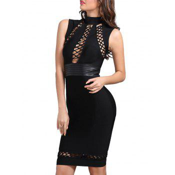 Tringle en bandoulière Bodycon