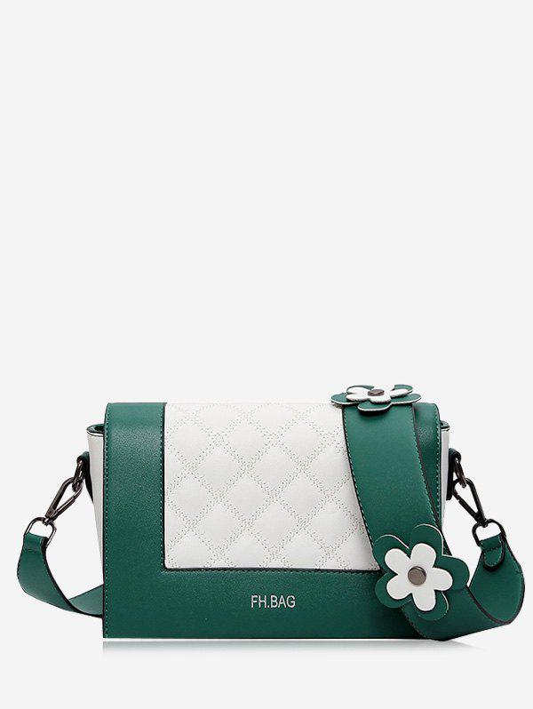 Sac à coque Crossbody - GREEN