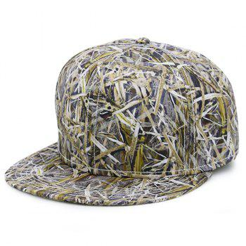 Wild Jungle Printed Baseball Cap - LIGHT GREEN LIGHT GREEN