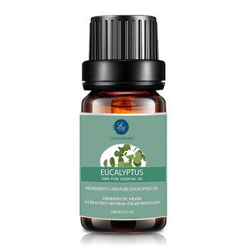 Top 4 Clove Eucalyptus Lemon Rosemary Essential Oil Set - multicolor