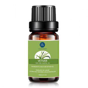 Cedar and Vetiver Essential Oil Set Top 2 -  multicolor