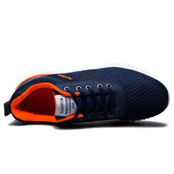 Tie Up Mesh Breathable Sneakers - JACINTH JACINTH