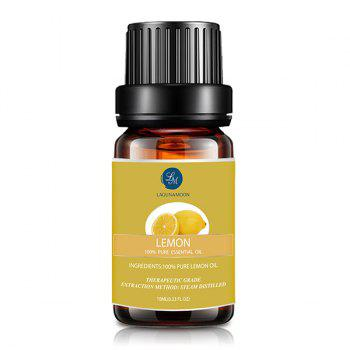6Pcs Respiratory Blend Essential Oil Set - multicolor