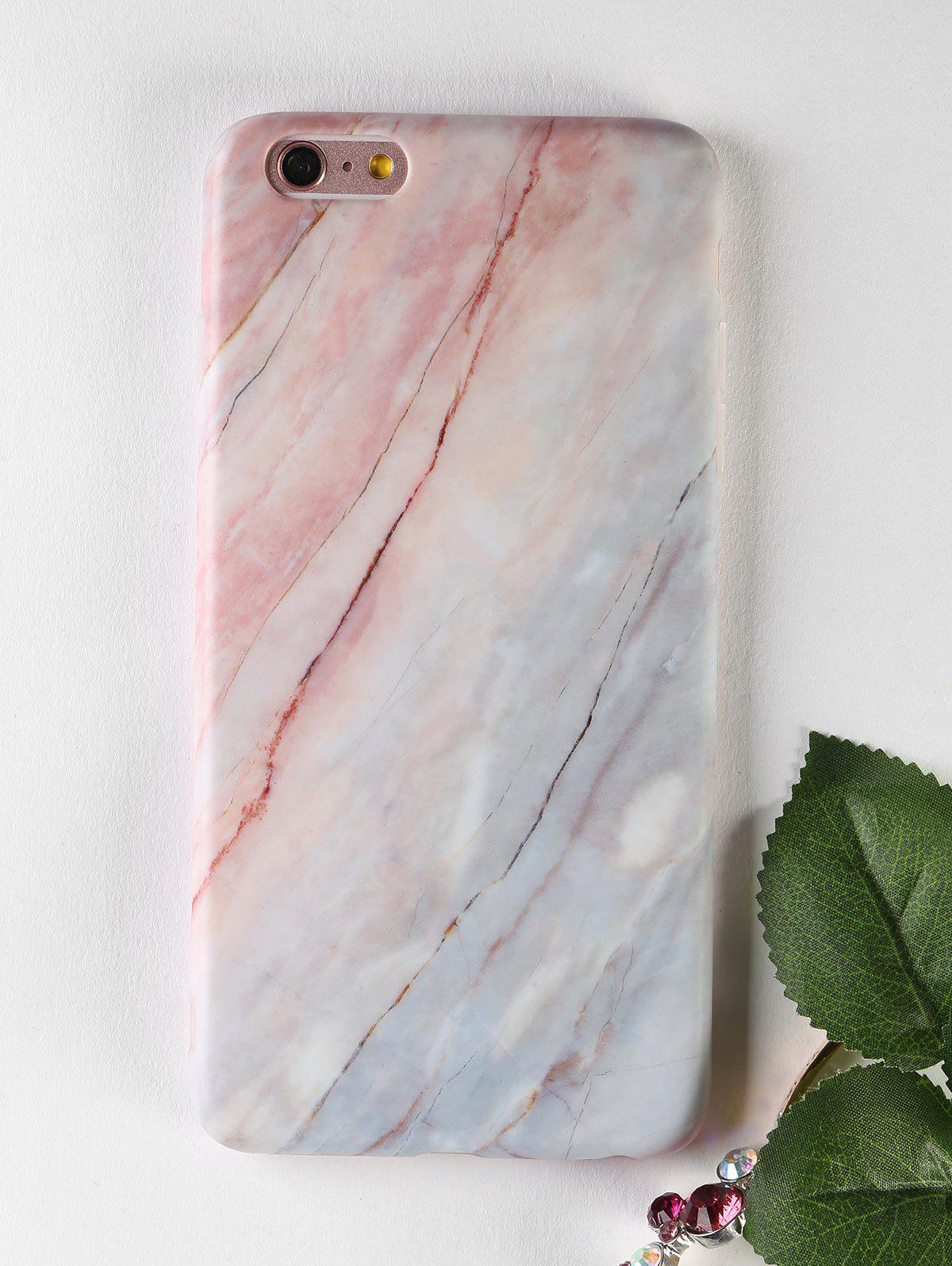 Marble Pattern Soft Phone Cover For Iphone - COLORMIX FOR IPHONE 6 PLUS / 6S PLUS
