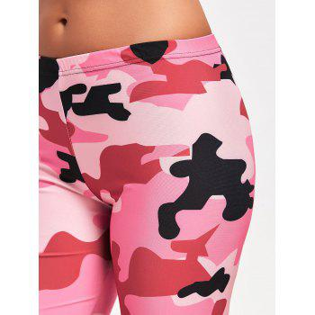 Collants Camo Pattern Workout - Camouflage ACU S