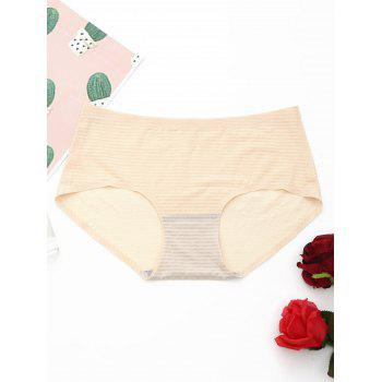 4 Pieces Sheens Seamless Panties - multicolorcolore ONE SIZE