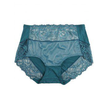 Lingerie Panties with Lace - ONE SIZE ONE SIZE
