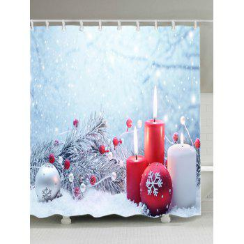 Christmas Shower Curtains Cheap Casual Style Online Free Shipping At