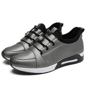 Low Top PU Leather Casual Shoes - Gel 40