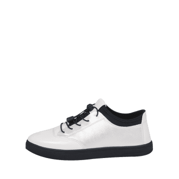 Tie Up Low Top Chaussures Casual - Blanc 44