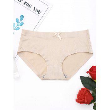 Seamless Mid Rise Panties - COMPLEXION COMPLEXION