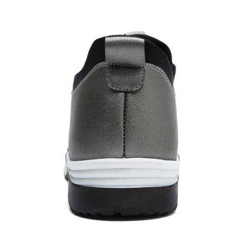 Low Top PU Leather Casual Shoes - Gel 44