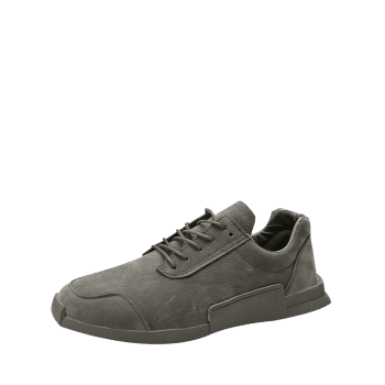 Tie Up Round Toe Sneakers - GRAY 42