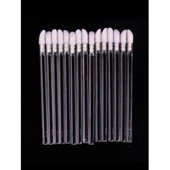 Disposable Professional Beauty Lip Brush Set -  TRANSPARENT