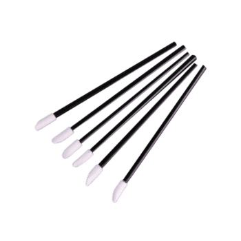 Disposable Professional Beauty Lip Brush Set -  BLACK
