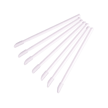 Disposable Professional Beauty Lip Brush Set - WHITE