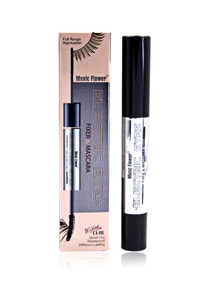 Not Dizzy Long Lasting Mascara Cream - BLACK
