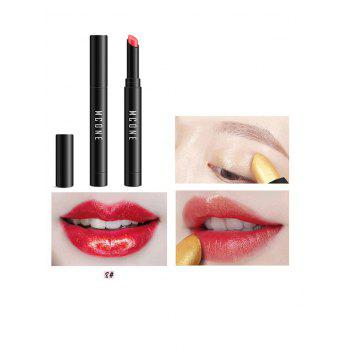 Long Lasting Rotable Lipstick - #08
