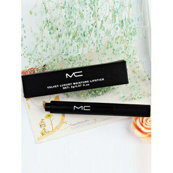 Multipurpose Moisture Long Lasting Press Lipstick -