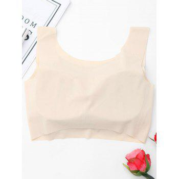 Padded Full Coverage Seamless Bra - COMPLEXION COMPLEXION
