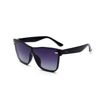 UV Protection Conjoined Frame Sunglasses - GRAY GRAY