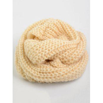 Outdoor Thick Knitted Chunky Scarf - PALOMINO PALOMINO