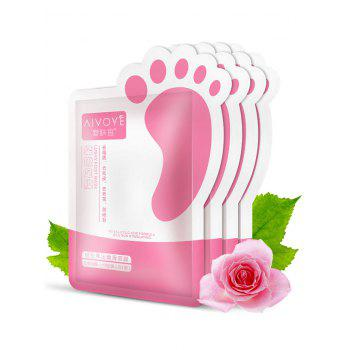 AIVOYE Removes Dead Skin Baby Foot Mask