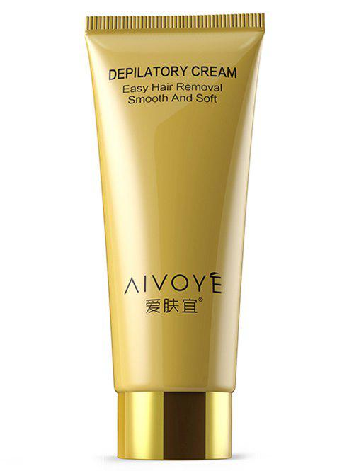 AIVOYE Permanent Easy Hair Removal Depilatory Cream 229469101