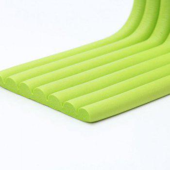 2M Baby Table Protector Flexible Foam Rubber Guard Strip - 200*8*0.8CM 200*8*0.8CM