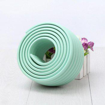 2M Baby Table Protector Flexible Foam Rubber Guard Strip - FRESH 200*8*0.8CM